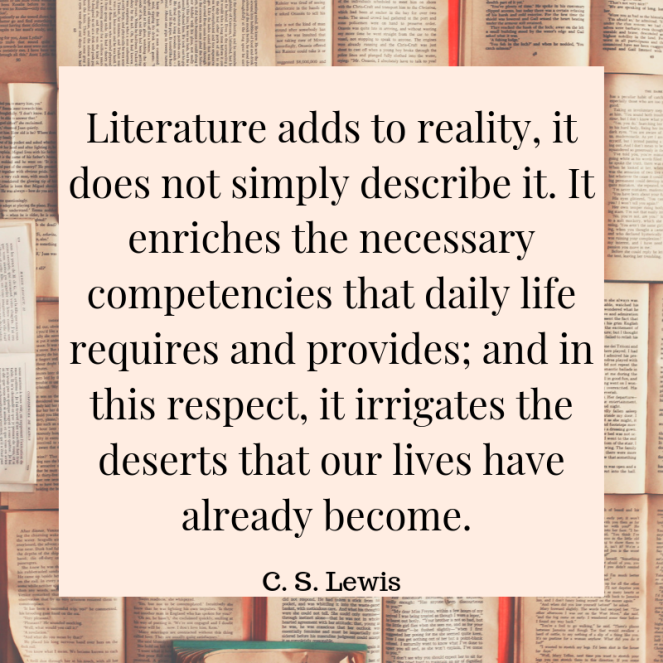 C. S. Lewis on Literature